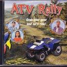 ATV Rally (Computer Game) PC /  Quicktime / 2000