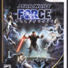 Star Wars Force Unleashed (Wii Game) LucasArts