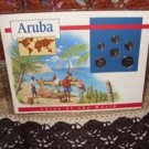 Coins of Aruba (Coins of The World Collectors Set)