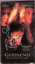 Godsend starring Greg Kennear, Robert Diniro, Rebecca Stamos (VHS MOVIE)