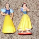 Disney's Snow White Miniture Figurines ( Two Different)