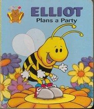 Elliot Plans A Party (Board Book) 2005