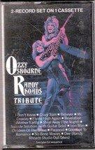 Ozzy Osborne Randy Rhoads Tribute (Cassette Tape) 1987
