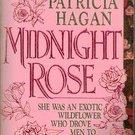 Midnight Rose by Patricia Hagan (Paperback)
