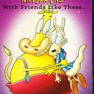 Rocko;s Modern Life with Friends Like These (VHS Movie)