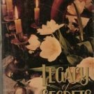 Legacy of Secrets by Elizabeth Adler (Hardback / Dust Jacket) 1993