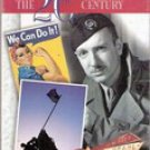 Walter Cronkite Remembers the 20th Century (World War II) VHS 1997