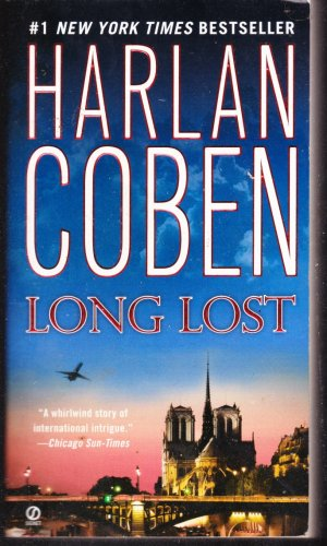 Long Lost by Harlan Coben (paperback)