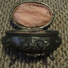 Antique Rogers Silver Plated Jewelry Box, circa before 1920