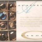 Acappella: Carols (Cassette Music) 1993