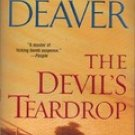 The Devil's Teardrop by Jeffery Deaver (paperback)