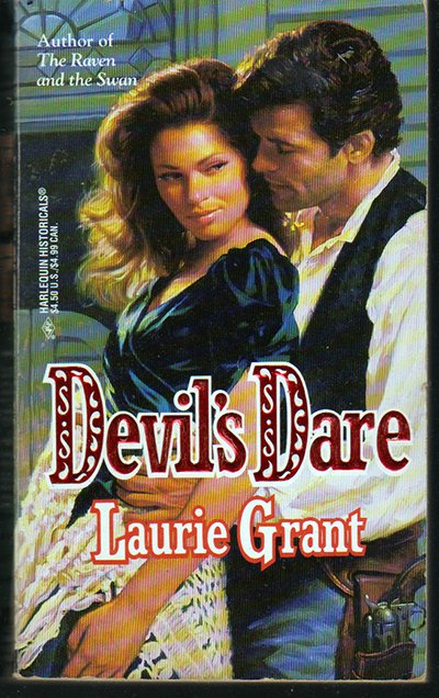 Devil's Dare by Laurie Grant (Paperback)