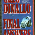 Final Answers by Greg S Dinallo (Paperback)