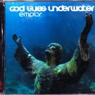 God Lives Underwater - Empty CD - COMPLETE   (combine shipping)
