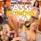 Weapons of Ass # 6 DVD