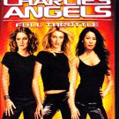 Charlie's Angels - Full Throttle DVD - COMPLETE *combined shipping