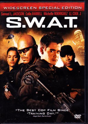 SWAT DVD - COMPLETE *combined shipping