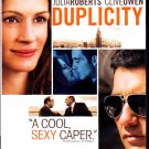 Duplicity DVD, 2009 - COMPLETE * combined shipping
