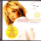 Mandy Moore - So Real CD - COMPLETE