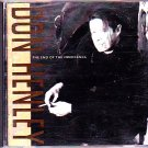 Don Henley - End of the Innocence CD - COMPLETE * combined shipping