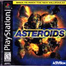 Asteroids - Playstation 1 Video Game - COMPLETE (combine shipping)