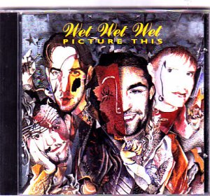 Wet Wet Wet - Picture This CD - COMPLETE