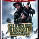 Medal of Honor - Frontline - PlayStation 2 Video Game - COMPLETE * combined shipping