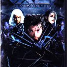 X2 - X-Men United DVD, 2003, 2-Disc Set DVD - COMPLETE * combined shipping