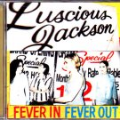 Luscious Jackson - Fever in Fever Out CD - COMPLETE   (combine shipping)