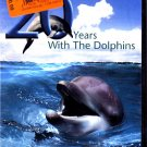 20 Years With the Dolphins DVD - Brand NEW