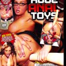 Huge Anal Toys DVD - COMPLETE