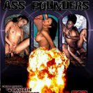 Interracial Ass Pounders DVD