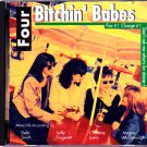 Four Bitchin' Babes - Fax it! Charge it! ... CD - COMPLETE