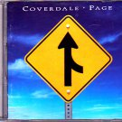 Coverdale Page CD - COMPLETE