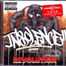 Insolence - Revolution CD - COMPLETE