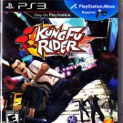 Kung Fu Rider - Playstation 3 video game - Complete