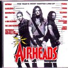 Airheads Original Soundtrack CD - COMPLETE * combined shipping