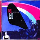 Ms.Led - these things we say CD - COMPLETE