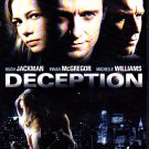 Deception DVD - wide screen - COMPLETE