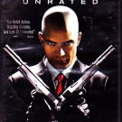 Hitman Unrated Widescreen DVD - COMPLETE