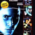 8-Movie Action Pack 2-Disc Set DVD - COMPLETE (combine shipping)