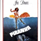 Piranha 20th Anniversary Special Edition DVD - COMPLETE (combine shipping)
