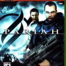 Pariah - Xbox Video Game - COMPLETE (combine shipping)