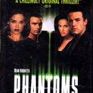 Phantoms (Widescreen) DVD - COMPLETE (combine shipping)
