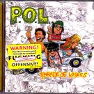 P.O.L. - Parade of Losers CD - COMPLETE   (combine shipping)