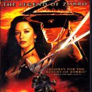 The Legend of Zorro (Widescreen) DVD - COMPLETE (combine shipping)
