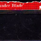 Thunder Blade - Sega Master System video game  (combine shipping)