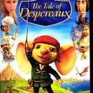 The Tale of Despereaux DVD - COMPLETE (combine shipping)