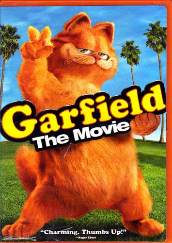 Garfield the Movie DVD - COMPLETE (combine shipping)