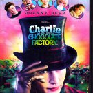Charlie and the Chocolate Factory  DVD - COMPLETE (combine shipping)